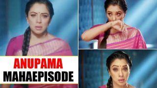 Anupamaa Maha Episode: Anupama Takes Strong Vow Against Vanraj After His Fight With Anuj Kapadia