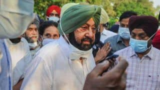 Amarinder Singh to Form 'Punjab Vikas Party' Soon, to Include Leaders Of Anti-Sidhu Faction: Report