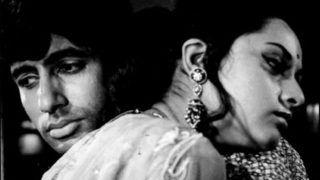 अमिताभ बच्चन ने जया संग रोमांटिक फोटो की शेयर, 49 साल पहले हुआ था प्यार का एहसास