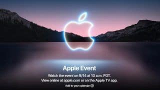 Apple Event 2021 Highlights: Apple Unveils iPhone 13 Pro, iPhone 13 Pro Max Apart From iPhone 13 Series