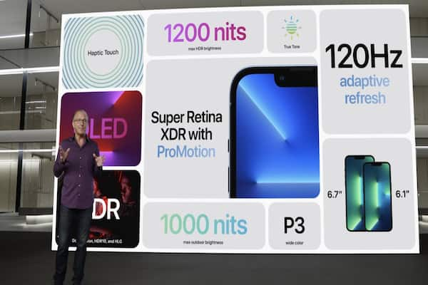 Apple Launches iPad, Watch Series 7, iPhone 13 Series With New Designs    Check Specification, Features