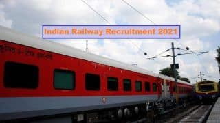 Indian Railway Recruitment 2021: Apply for Apprentice Posts, No Written Exam or Interview; Class 10th Pass Can Apply, Check Details