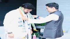 BJP छोड़ राजनीति से संन्यास का किया था ऐलान, आज 'दीदी की TMC' में आ गए बाबुल सुप्रियो
