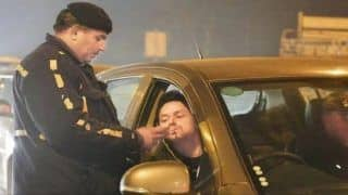 Delhi Police Resumes Breathalyser Tests For Drunk Driving After a Year, Over 90 Caught So Far