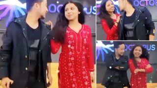 Pawandeep Rajan-Arunita Kanjilal Dance Like Nobody's Watching in New Romantic Video