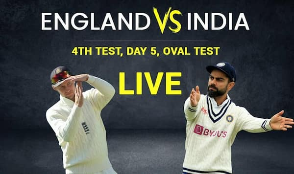 India vs England Match Highlights 4th Test Today, Day 5 Updates: Virat  Kohli & Co Register Comprehensive 157-Run Win to Take 2-1 Lead in Series