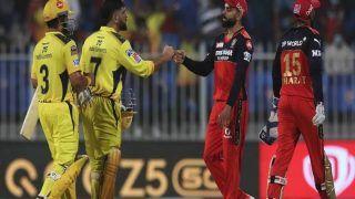 IPL 2021, RCB vs CSK: बल्लेबाजों से प्रभावित Eric Simons, सीएसके की जीत पर कही दिल छू लेने वाली बात