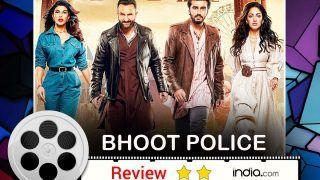 Bhoot Police Movie Review: No Horror, Less Comedy, More Boredom!