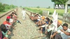 Bharat Bandh Today: सड़कें जाम-ट्रेनें रद, कुंडली बॉर्डर पर पंजाब के एक किसान की हो गई मौत, LIve Updates