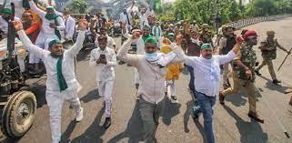 Farmers Agree To Postpone Agitation Till Oct 30 On Dy CM Randhawa Request