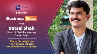 Business Buzz Episode 1: Evolving Gaming Industry | In Conversation With Vatsal Shah, Games 24x7
