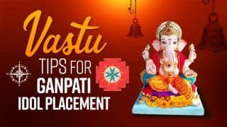 Ganesh Chaturthi 2021: Important Vastu Rules to Follow While Placing Your Ganesha   Watch Video
