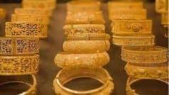 Gold Rate Drops By Massive    2,600; Check Gold Price In Your City
