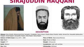 Who is Siraj Haqqani, New Afghan Interior Minister With USD 5 Million Bounty on His Head?