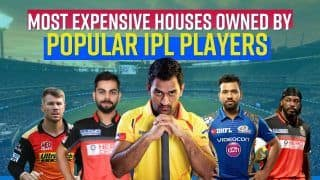 You Will Be Shocked To See How Expensive Bungalows These Popular IPL Players Own| Watch Video