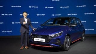 Hyundai i20 N Line Launched in India: Price, Variants, Features, All Other Details