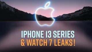 Apple Sends Invites For iPhone 13 Launch : Expected to Unveil iPhone 13 Series