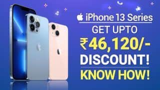 iPhone 13 Series India Pricing Revealed: Huge Discount And Offers | Watch Video