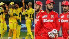 IPL 2021 Points Table: CSK टॉप पर काबिज, 7वें पायदान पर Punjab Kings, यहां देखें प्वाइंट्स टेबल