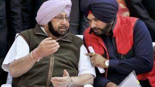 Navjot Sidhu Resigns: नवजोत सिंह सिद्धू के इस्तीफे के बाद अमरिंदर सिंह ने किया ट्वीट, कहा- 'मैंने आपसे कहा था कि...'