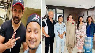Indian Idol 12: मुंबई में धमाका करने को तैयार Pawandeep-Arunita Kanjilal,  Hrithik Roshan के परिवार ने दिए गिफ्ट्स