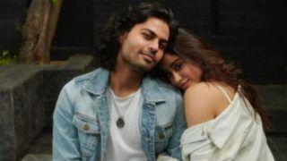 Janhvi Kapoor Says 'I Love You' to Rumoured Boyfriend Akshat Ranjanon His Birthday