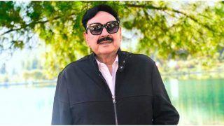 International Conspiracy Led to Series Abandonment Feels PAK Interior Minister Sheikh Rasheed Ahmad