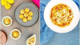 Ganesh Chaturthi 2021: 4 Must-Try Sweet And Savory Almond Recipes