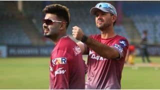 IPL 2021: DC Coach Ponting Highly Impressed by Pant's Level of 'Maturity'