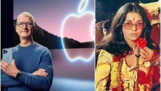 Apple Uses RD Burman's 'Dum Maro Dum' at The iPhone 13 Launch, Desi Twitter Can't Keep Calm | Watch
