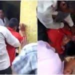Viral Video: After Man Refuses to Take Covid Vaccine, Here's What His Friends Did Next | Watch