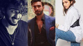 Arjun Kapoor Calls Ranveer Singh 'Cleavage King' As Latter Suits Up, Deepika Padukone Is Curious About Emoji