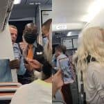 Couple Kicked off Flight for Not Wearing Masks Properly, Filmed Abusing Staff | WATCH Viral Video