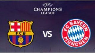 BAR vs BAY Dream11 Team Prediction, Fantasy Football Tips UCL: Captain, Vice-Captain, Probable Playing XI For Barcelona vs Bayern Munich, 12:30 AM IST, September 15