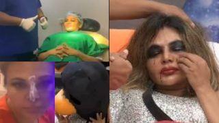 Rakhi Sawant Undergoes Nose Surgery Months After Her Fight With Jasmin Bhasin-Nikki Tamboli In Bigg Boss 14 | Watch