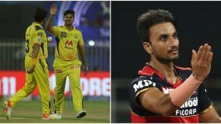 IPL 2021 Points Table After RCB vs CSK: Chennai Super Kings Reclaim No. 1 Spot After Win Over Royal Challengers Bangalore; Harshal Patel Swells Lead in Purple Cap Race