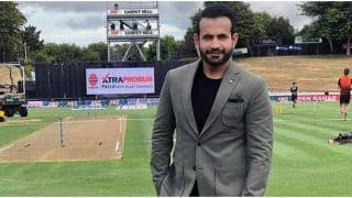 """Irfan Pathan Picks His Favourite in Rematch of """"Postponed"""" Test Match"""