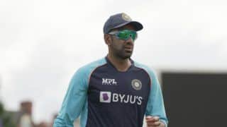 T20 WC Ashwin Reacts After Returning to India's Limited-Overs Set-up