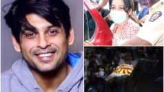 Sidharth Shukla Gets Cremated in Mother's Presence; Shehnaaz Gill Inconsolable | LIVE Updates