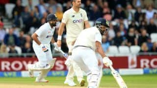 IND vs ENG 4th Test: Indian Openers Make Promising Start But England 56 Runs Ahead After Day 2