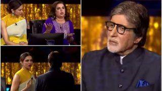 KBC 13: Deepika Padukone, Farah Khan Audition Amitabh Bachchan With Iconic 'Ek Chutki Sindoor' Dialogue | Watch