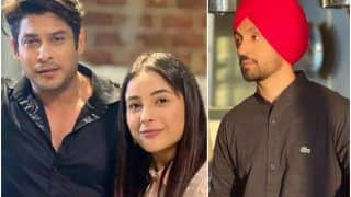 Sidharth Shukla's Death: Diljit Dosanjh Recalls Talking to Him in a Video Call Made by Shehnaaz Gill