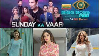 Bigg Boss OTT: Rubina Dilaik To Grace Karan Johar's Show With Nikki Tamboli, Reveals Shamita Shetty Is Her Favourite | Watch