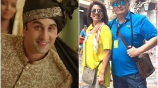Seeing Ranbir Kapoor 'Ghodi Pe Sawaar' Was Last Wish of Rishi Kapoor, Says Neetu Kapoor