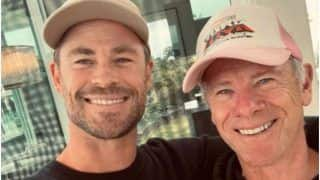 Chris Hemsworth Shares Rare Family Picture With His Dad, Fans Call It 'Thor and Odin'