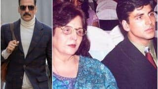 Akshay Kumar's Mother Is Critical and Is In ICU, Actor Returns From UK
