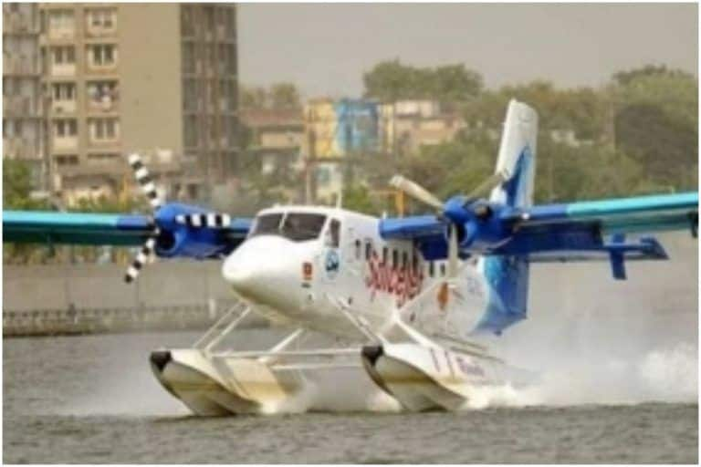 Seaplane Service in UP: ??????? ?? ??????? ?? ??? ???? ???? '?? ?????' ????, ???? ????? ?? ???? ?????