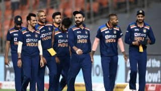 India Announce 15-Member Squad For T20 World Cup; Ashwin Returns But Dhawan, Chahal Excluded