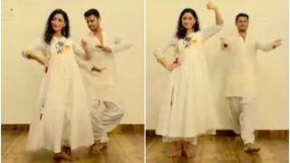 Ghum Hai Kisikey Pyaar Meiin: Virat-Pakhi Aka Neil Bhatt-Aishwarya Sharma Dance On Ganesh Vandana, Fans Say 'Next Nach Baliye Jodi'