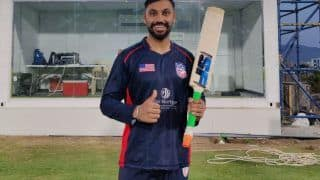 USA's Jaskaran Malhotra Becomes Fourth Player to Smash 6 Sixes in an Over in International Cricket | WATCH